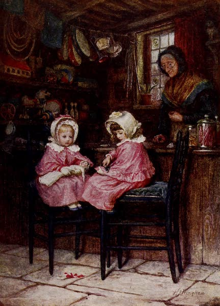 Happy England Painted and Described - The Young Customers (1909)