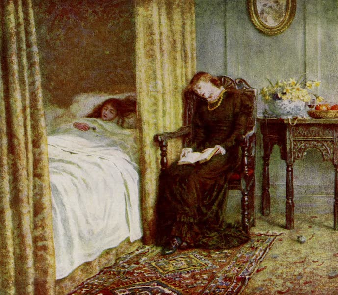 Happy England Painted and Described - The Convalescent (1909)