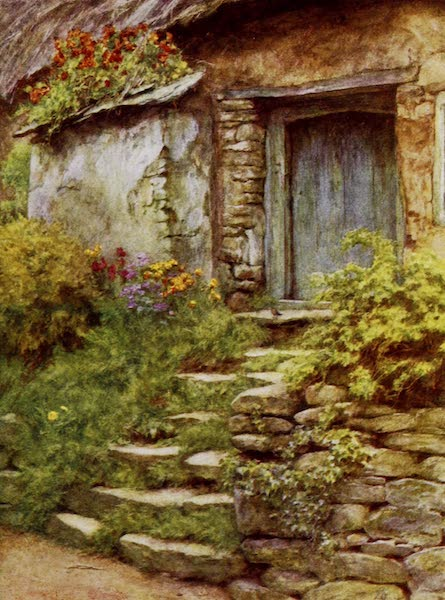 Happy England Painted and Described - The Condemned Cottage (1909)