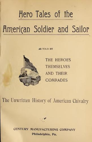 English - Hero Tales of the American Soldier and Sailor