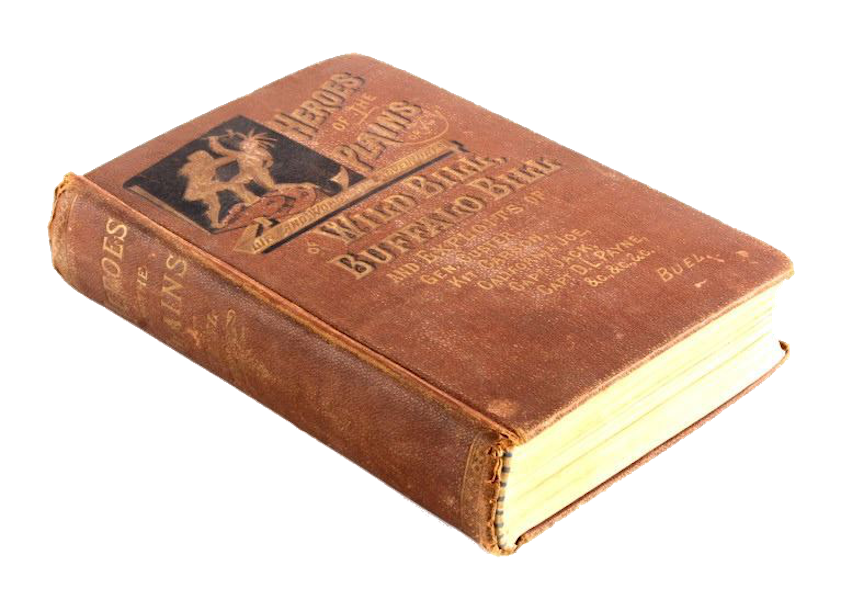 Heroes of the Plains - Book Display II (1881)
