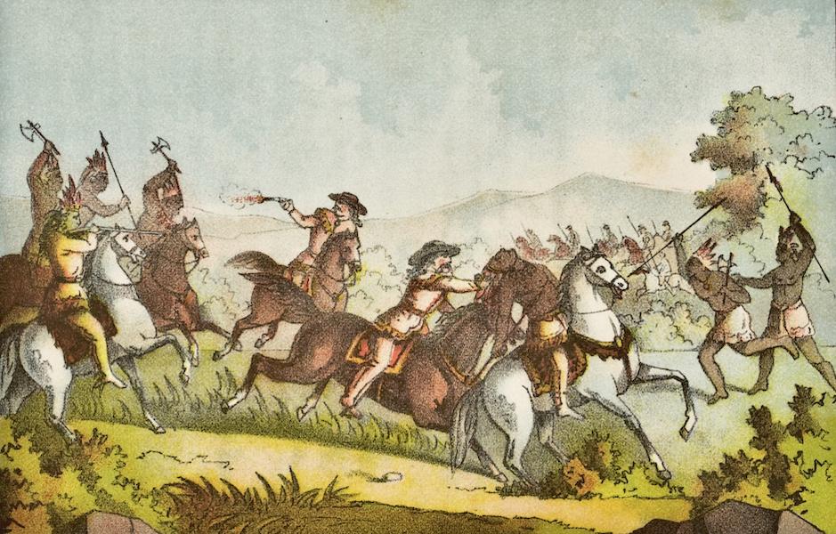 Heroes of the Plains - Wild Bill Killing Black Kettle (1881)