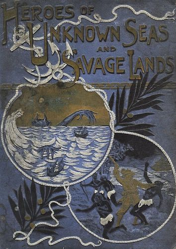 Aquatint & Lithography - Heroes of Unknown Seas and Savage Lands