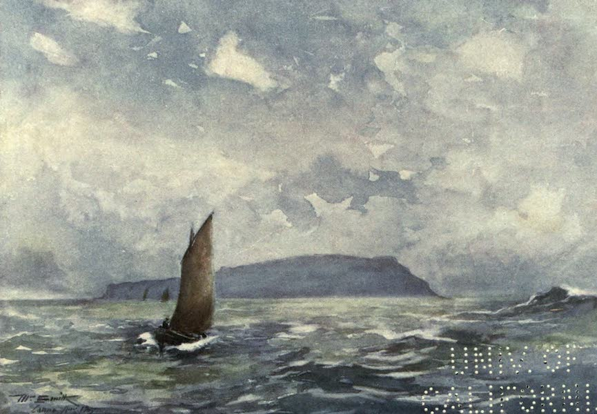 Highlands and Islands of Scotland Painted and Described - The Island of Canna (1907)