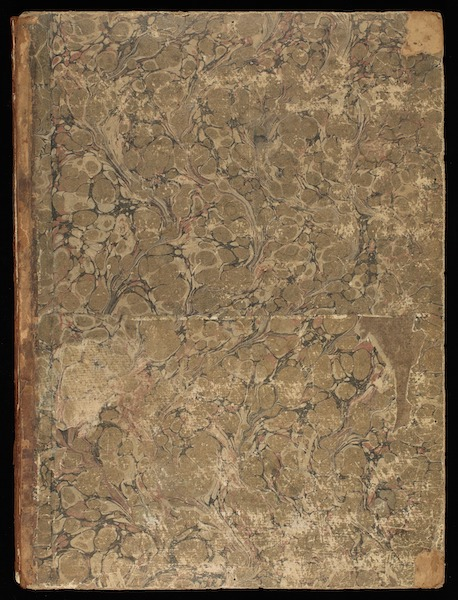 Hindoo Excavations in the Mountain of Ellora - Front Cover (1803)