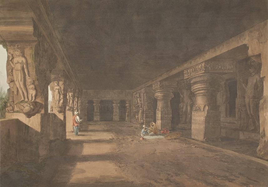 Hindoo Excavations in the Mountain of Ellora - Râmêswara (1803)