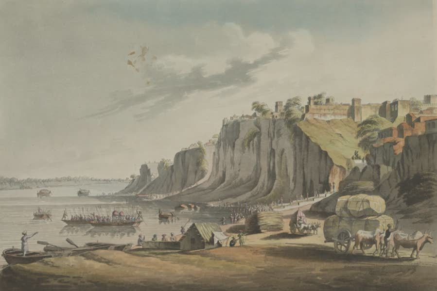 View of Kalpy on the Ganges