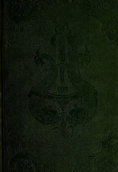 Hints on Ornamental Gardening - Front Cover (1823)