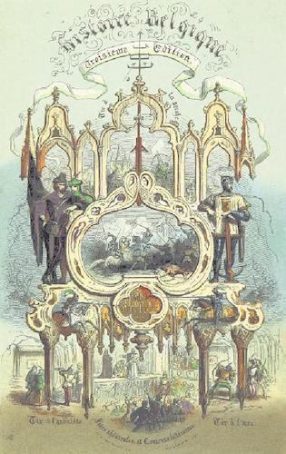 French - Histoire de la Belgique Vol. 1
