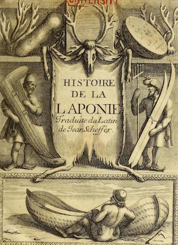 Natural History - Histoire de la Laponie