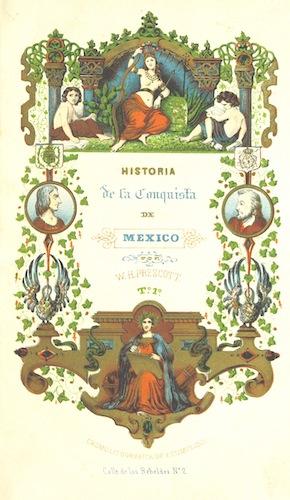 Spanish - Historia de la Conquista de Mexico Vol. 1