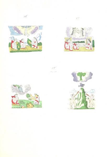 Historia de las Indias de Nueva Espana y Islas de Tierra Firme Atlas - Trat: 3 - Lamina 6 (1880)