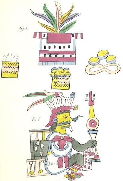 Historia de las Indias de Nueva Espana y Islas de Tierra Firme Atlas - Apendice - Lamina 2 (1880)