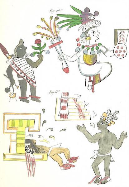 Historia de las Indias de Nueva Espana y Islas de Tierra Firme Atlas - Apendice - Lamina 6 (1880)