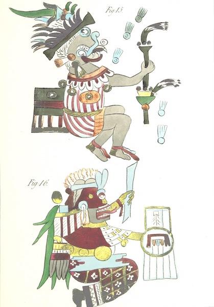 Historia de las Indias de Nueva Espana y Islas de Tierra Firme Atlas - Apendice - Lamina 9 (1880)