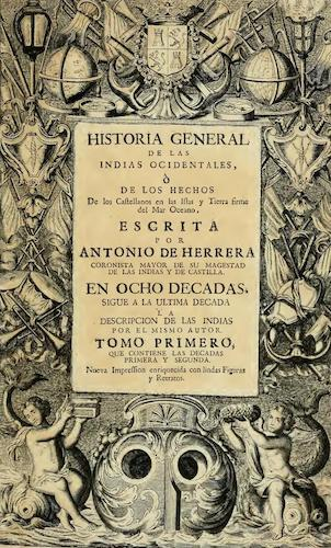 New World - Historia General de las Indias Ocidentales Vol. 1