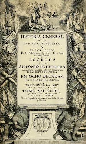 New World - Historia General de las Indias Ocidentales Vol. 2