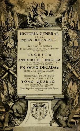 New World - Historia General de las Indias Ocidentales Vol. 4