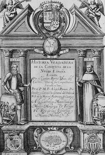 Spanish - Historia Verdadera de la Conquista de la Nueva Espana