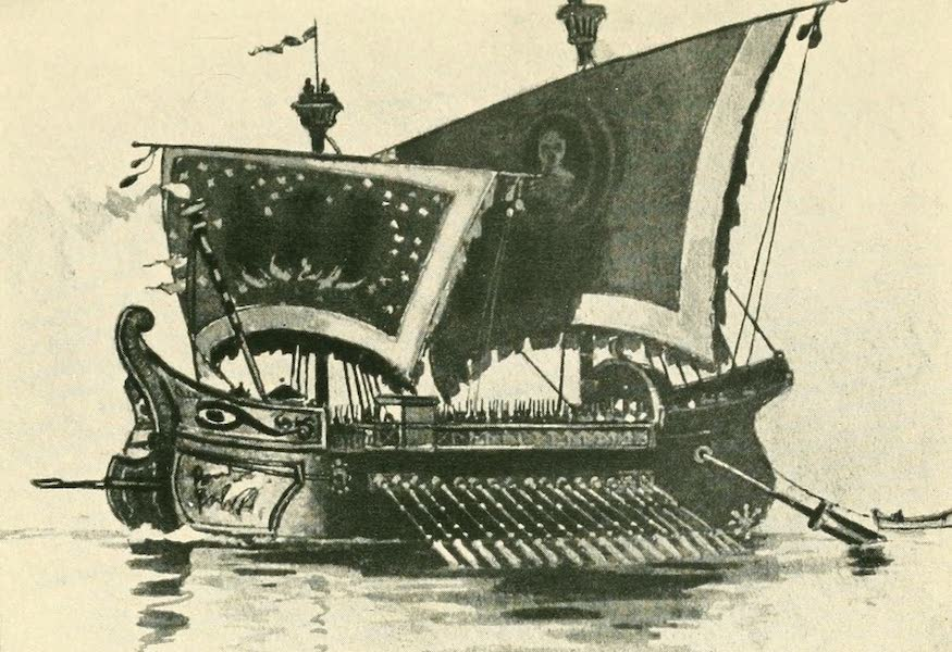 Historic Ships - Greek Galley 700 B.C. (1926)
