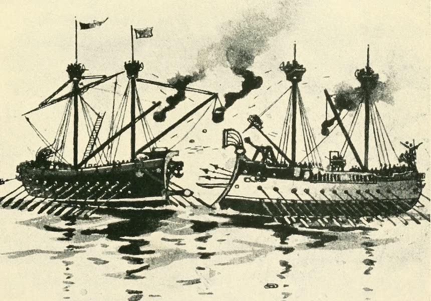 Historic Ships - Carthaginian War Galleys 533 B.C. (1926)