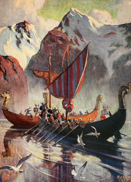 Historic Ships - From the Fiords Sailed Daring Sea Rogers (1926)