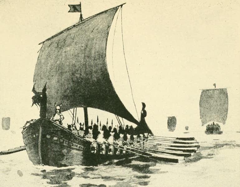 Historic Ships - Viking ship 800 A.D. (1926)