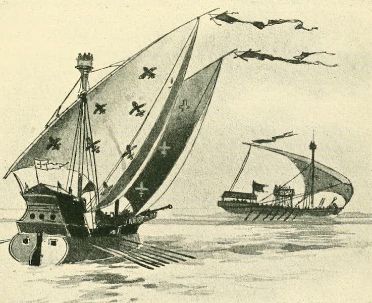 Historic Ships - Ships of the Crusaders 1204 A.D. (1926)