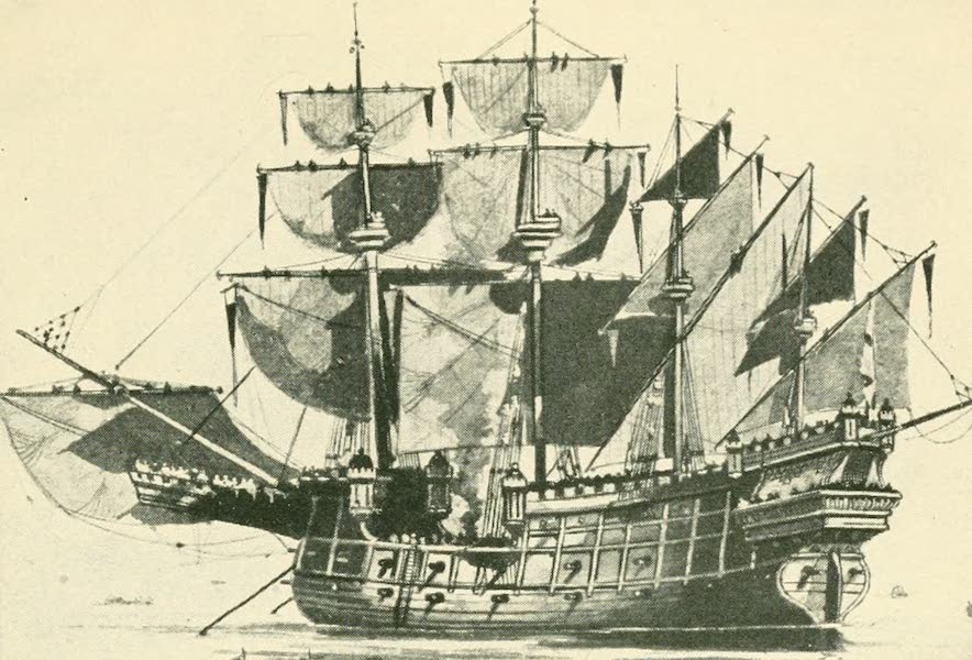 Historic Ships - The Great Harry 1488 (1926)