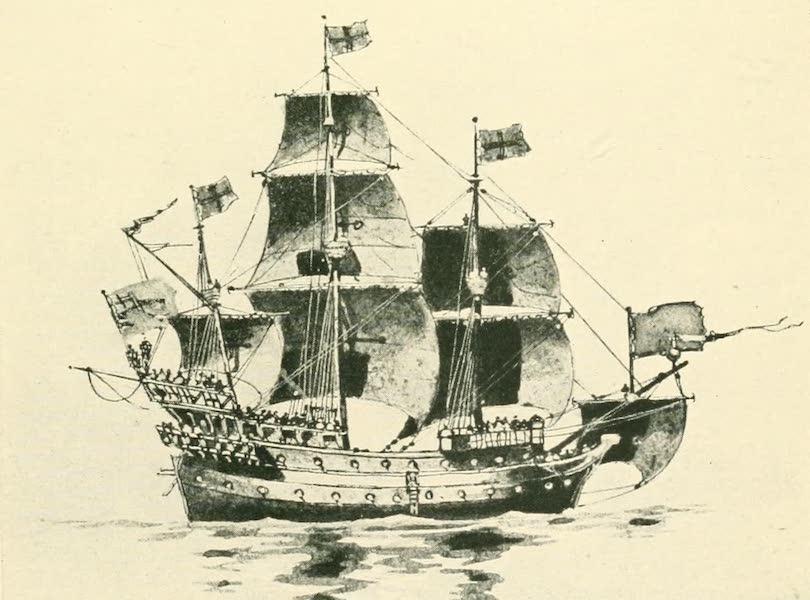 Historic Ships - Spanish Galleon 1588 (1926)