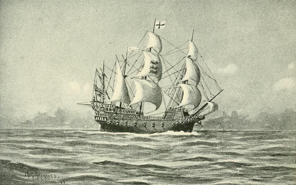 Historic Ships - The Revenge 1591 (1926)