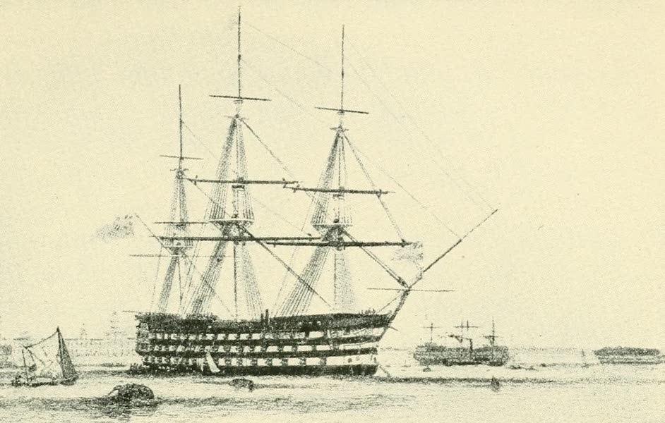 Historic Ships - The Victory, a 104 Gun Ship of 1800 (1926)