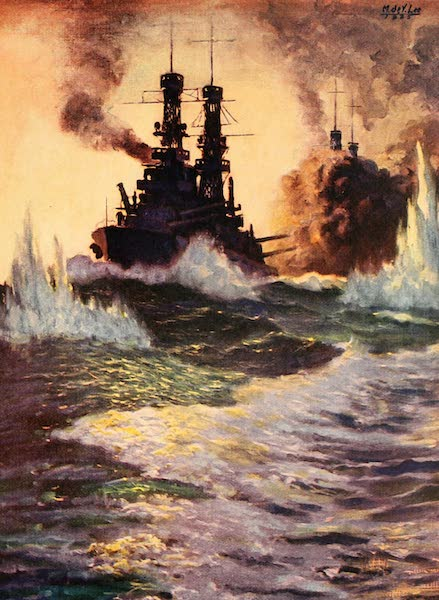 Historic Ships - A Modern Dreadnaught in Action (1926)