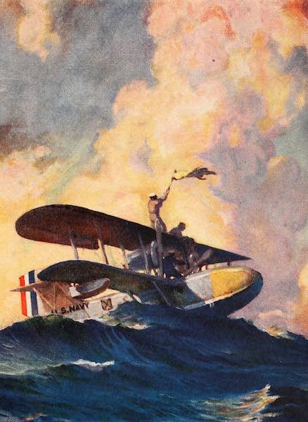 Historic Ships - U.S. Navy Hydro-Aeroplane PN-9 Rescued (1926)