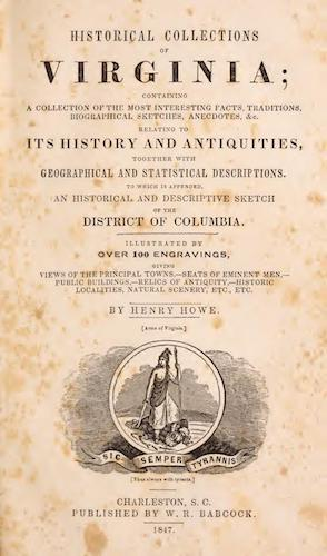 English - Historical Collections of Virginia