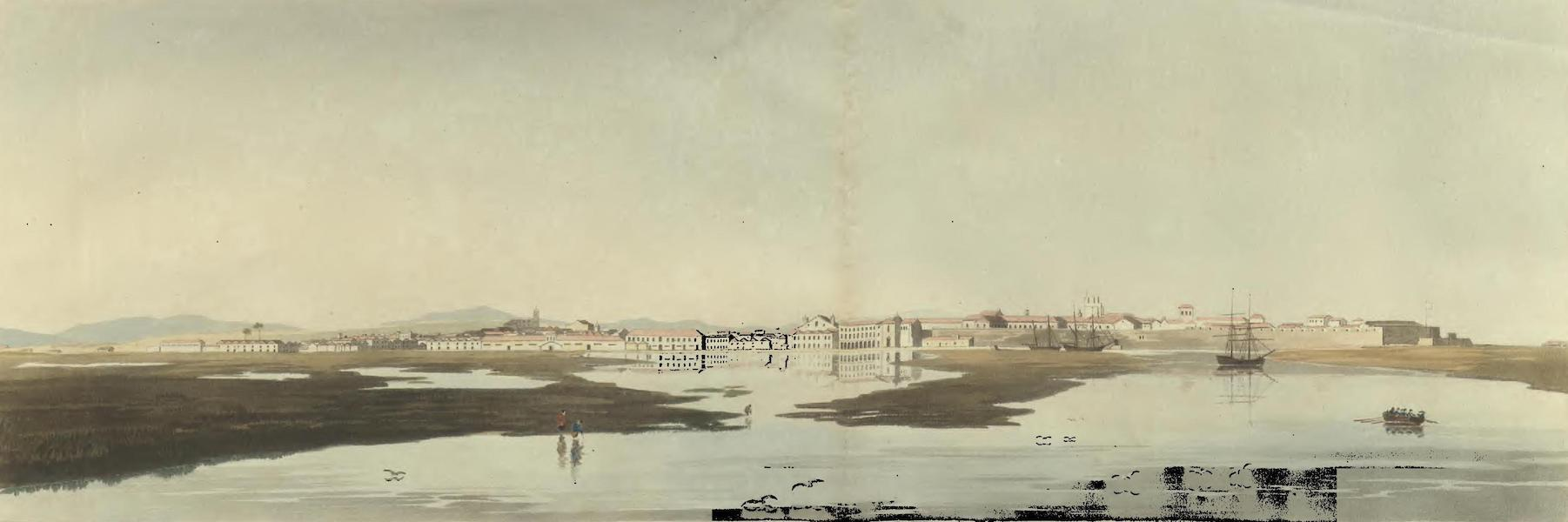 Historical, Military, and Picturesque Observations on Portugal Vol. 2 - Faro, the Capital of the Algarve (1818)