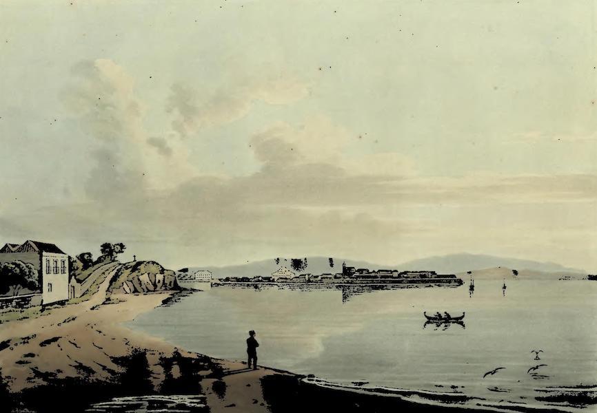 Historical, Military, and Picturesque Observations on Portugal Vol. 2 - Villa Nova de Portimao Algarve (1818)