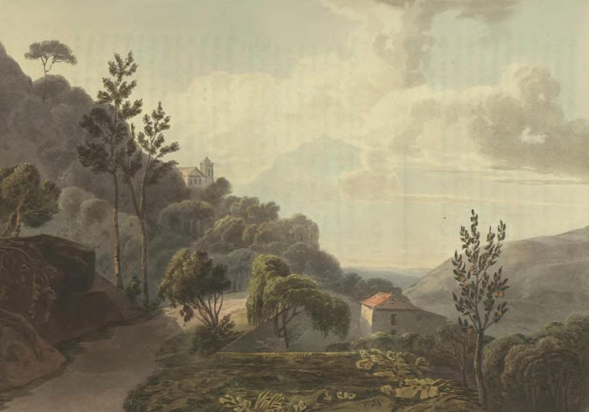 Historical, Military, and Picturesque Observations on Portugal Vol. 2 - Opomar Velho, in the mountain of Monchique, Algarve (1818)