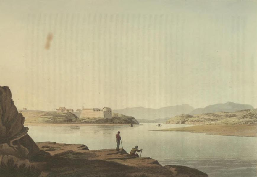 Historical, Military, and Picturesque Observations on Portugal Vol. 2 - Villa-Nova de Mil Fontes, Alemtejo (1818)