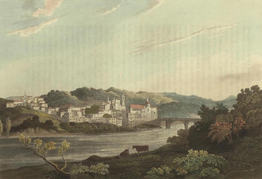 Historical, Military, and Picturesque Observations on Portugal Vol. 2 - Amarante on the RiverTamega: Entre Douro-e-Minho (1818)