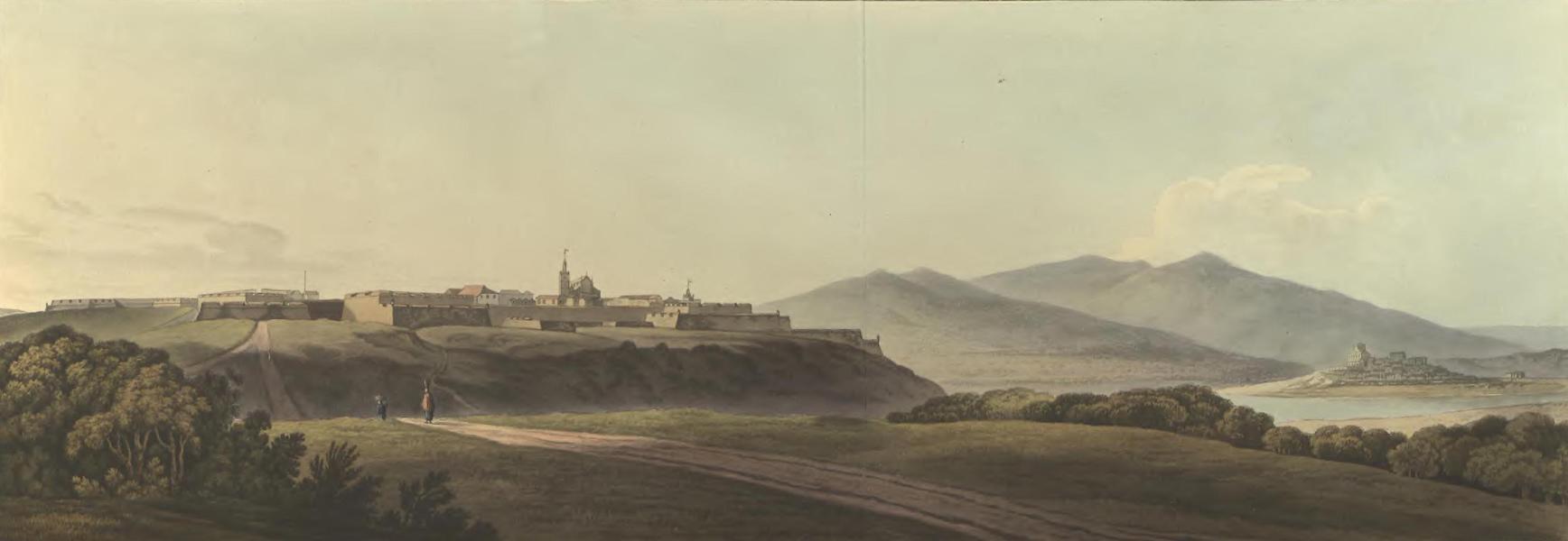 Historical, Military, and Picturesque Observations on Portugal Vol. 2 - Valenca do Minho: Entre Douro-e-Minho (1818)