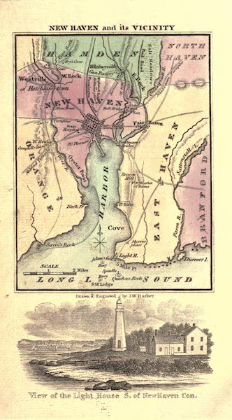 History and Antiquities of New Haven - New Haven and It's Vicinity (1831)