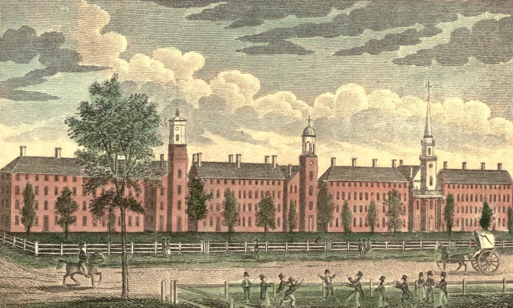 History and Antiquities of New Haven - Yale College (1831)
