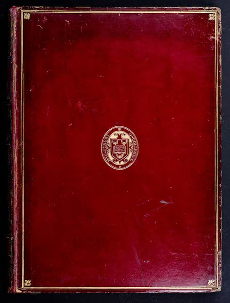 History of the Recent Discoveries at Cyrene - Front Cover (1864)