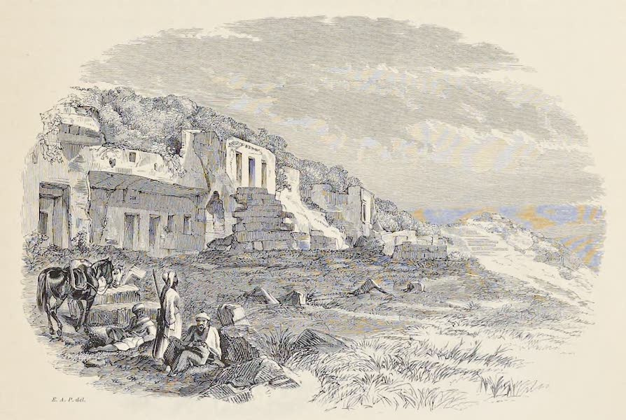 History of the Recent Discoveries at Cyrene - Tombs in the Northern Necropolis Called By the Arabs Kenissieh (1864)