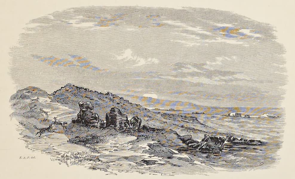 History of the Recent Discoveries at Cyrene - Eastern City Wall and Ruins of Apollonia (1864)