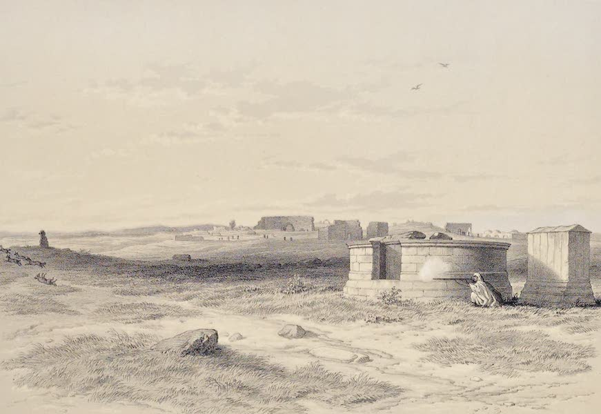History of the Recent Discoveries at Cyrene - Ruins of Imghernis (1864)