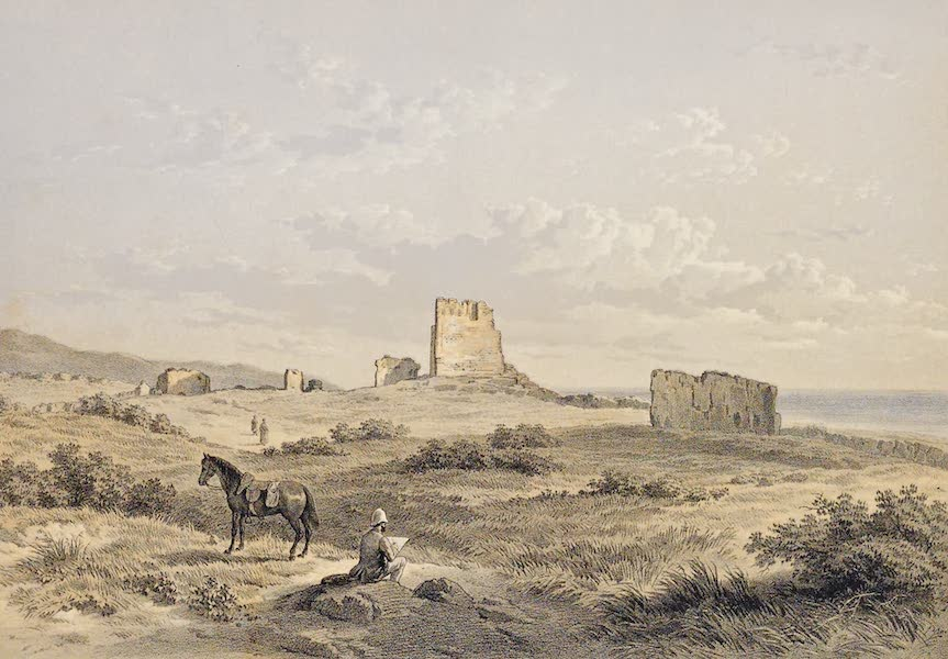 History of the Recent Discoveries at Cyrene - Tombs to the Westward of Ptolemais (1864)