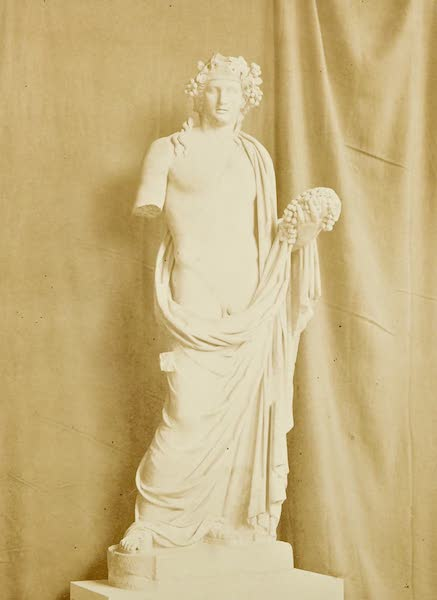 History of the Recent Discoveries at Cyrene - Bacchus (1864)