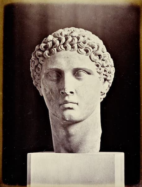 History of the Recent Discoveries at Cyrene - Cnoenus Cornelius Lentulus Marchellinus - Propraetor of Cyrene (1864)